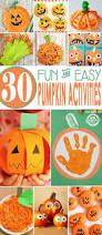 30 easy pumpkin activities activities craft and holidays