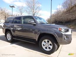 toyota 4runner 2017 black 2017 magnetic gray metallic toyota 4runner sr5 premium 4x4