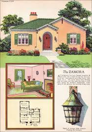 small style house plans 1927 radford zamora 1000 sq ft functional floor plan