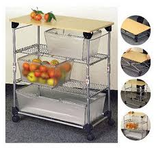 kitchen trolley ideas modern sideboards and trolleys for a practical kitchen stylish