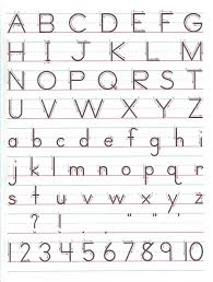 33 best handwriting practice images on pinterest