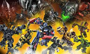 Popular Characters Murals Roommates Revenge Of The Fallen Wall Mural Transformers News Tfw2005