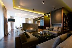 Apartment Curtain Ideas Design For Apartments New Design Ideas Round Glass Table And Black