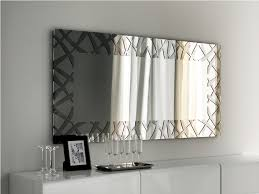 impressive unique wall mirror for living room wall decor