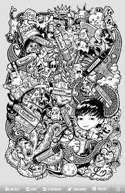 10 best doodle art images on pinterest doodle monster doodle