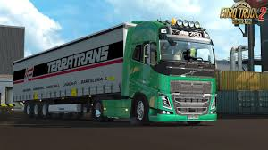 skin pack new year 2017 for iveco hiway and volvo 2012 2013 volvo fh stock sound v2 0 1 23 x 1 25 x download ets 2 mods