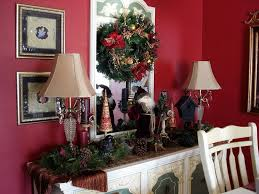 dining room christmas decorations large and beautiful photos