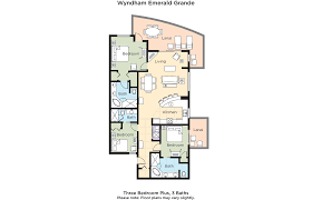Orange Lake Resort Orlando Map by Club Wyndham Wyndham Vacation Resorts Emerald Grande At Destin