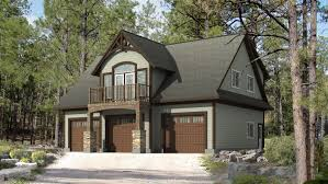 Garage Plans With Living Space Beaver Homes And Cottages Whistler Ii