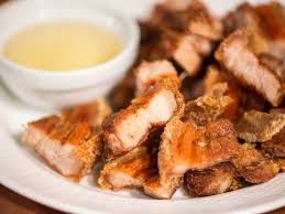 lechon kawali filipino crispy fried pork belly recipe serious eats