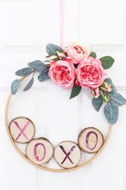 valentines day wreaths 20 sweet s day wreaths lydi out loud