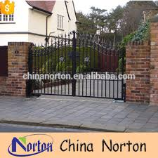 norton ornamental grill design wrought iron gates for home nt