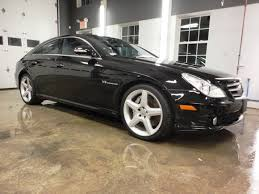 2006 mercedes cls55 amg 2 mercedes cls55 amg for sale dupont registry