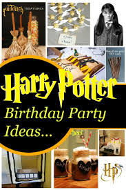 halloween bday party ideas 108 best harry potter theme party ideas images on pinterest