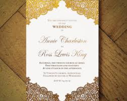 mehndi invitation cards mehndi invitation etsy