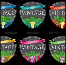 80 best creative designs of wine labels u0026 stickers gallery for
