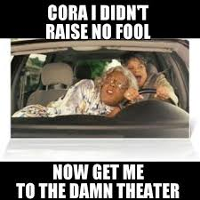 Madea Meme - a madea halloween on twitter create a madea meme you could