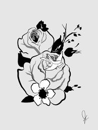 bird of paradise flower tattoo design tattoobite com