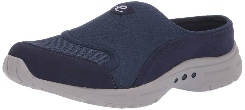 Easy Spirit Birch 2 Flats Blue- Womens