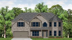 the charleston floor plans new homes in ga