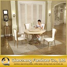 Stainless Steel Dining Room Tables by Rotating Dining Table Rotating Dining Table Suppliers And