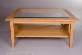 Craftsman Coffee Table High Road Custom Woodworking Craftsman Coffee Table