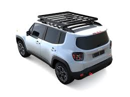 jeep eagle 2016 jeep renegade bu roof rack full cargo rack strap on mount