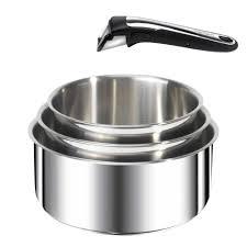 batterie de cuisine tefal ingenio induction batterie de cuisine tefal induction 2 casserole tefal ingenio