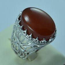 silver ring for men islam prophet ring ebay