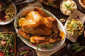 my thanksgiving plan a food centric