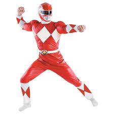 thor halloween costume red ranger costumes red power ranger costumes