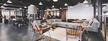 how coworking is transforming the office urban land magazine