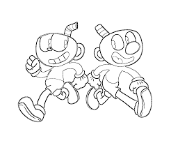 mr freeze coloring pages cuphead 10 top coloring pages yumiko fujiwara