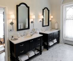 two vanity bathroom designs simple modern double vanity bathroom