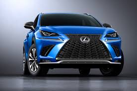 lexus nx hybrid towing lexus updates nx crossover for 2018