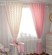 Pink And Gold Curtains Interesting Gold And Pink Curtains Decor With Pink Grommet