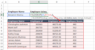 How To Create A Lookup Table In Excel Excel Vlookup Massive Guide With 8 Examples