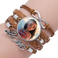 girls leather bracelet images Girls infinity love leather bracelet top notch exclusive deals jpg