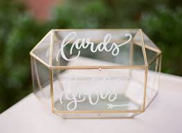 wedding box 18 diy wedding card boxes for your guests to slip your congrats into