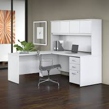 C Shaped Desk Bush Business Furniture Studio C 4 L Shaped Desk Office