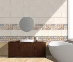 Bathroom Wall Tile Design by White Bathroom Tiles India Brightpulse Us