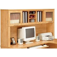 Bush L Shaped Desk With Hutch Bush L Shaped Desk Themodjo