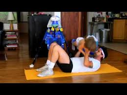 Kids Play Weight Bench Baby Workout Lose Those Pounds Dad Style Youtube