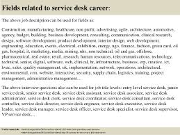Service Desk Officer Top 10 Service Desk Questions And Answers