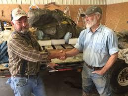 michigan farmer digs woolly mammoth bones field history