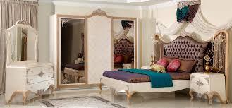 Turkish Furniture Bedroom Classic Furniture For Bedroom Sarıçam Masko Klasik Mobilya