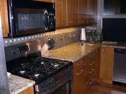 Backsplash With Venetian Gold Granite - new venetian gold interesting new venetian gold on red kitchen