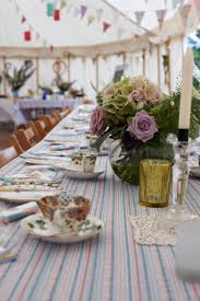 a beautiful english country garden party by simply vintage events