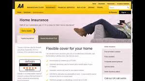 aa home insurance quote 44billionlater