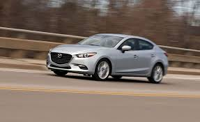 mazda sporty cars 2017 mazda 3 2 0l automatic sedan test review car and driver